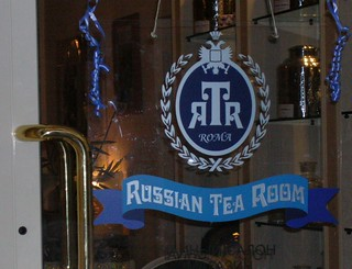 A russian tea room in Roma? | by avotiya