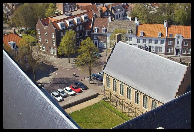 The Abbey in Middelburg (Zeeland, NL)