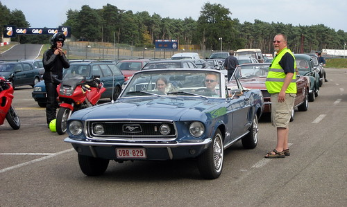 Ford Mustang Convertible   by Count Rushmore