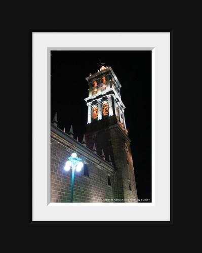 Cuadro de La Catedral de Puebla