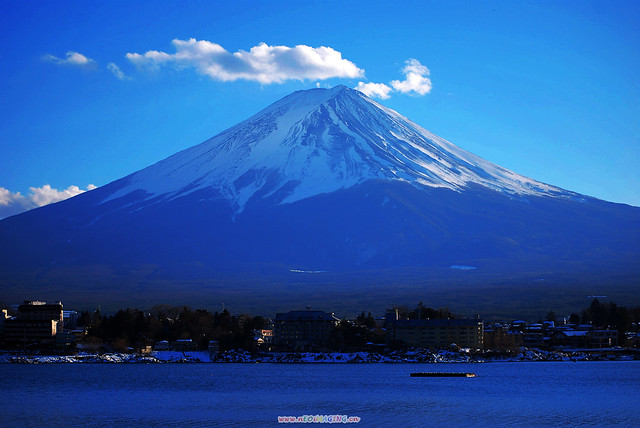 Mt.Fuji@kawaguji Lake