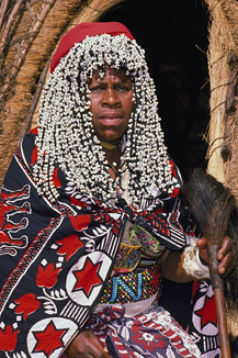 Sangoma - South Africa | Sangoma - Valley of a 1000 Hills in… | Flickr