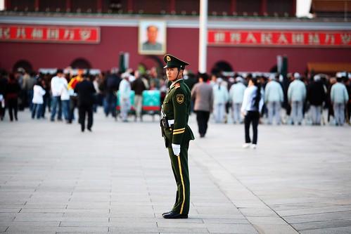 Beijing paramilitary police   by Beijing Patrol
