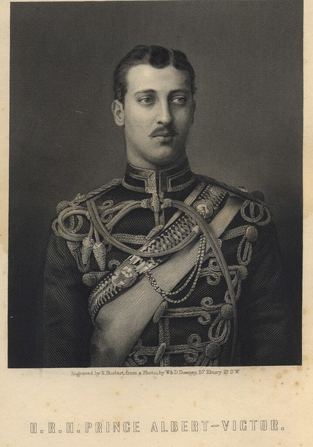 H.R.H. Prince Albert-Victor