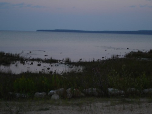 park camping beach michigan upper national wilderness peninsula