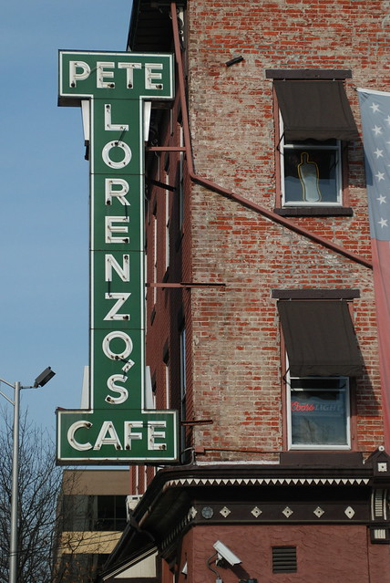 Pete Lorenzo's Cafe