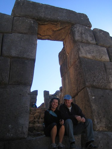 Sun Gate at Sacsayhuamán | by sataylor pix