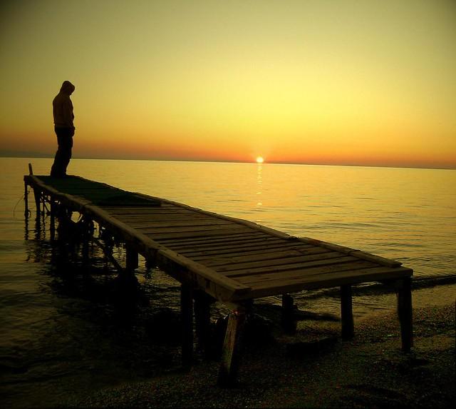 Enjoy The Silence....