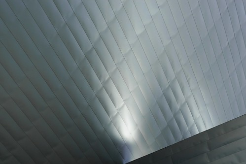 Denver Art Museum wall intersection | by tehgipster