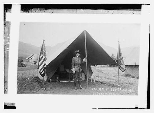 Col. E.Z. Steever comdg, El Paso Dist.  (LOC) | by The Library of Congress