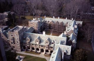 Grad College | by Joe Shlabotnik