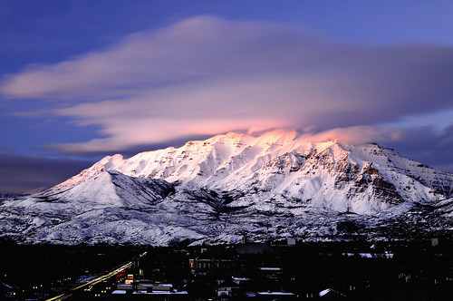 Mount Timpanogos - 02/08/08 | by a4gpa