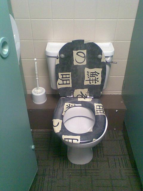 Ladies toilet: The Honey Tree, Morecambe