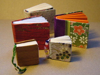 Family of mini books