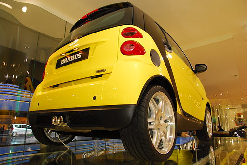 Brabus Smart ForTwo (6140) | by Thomas Becker