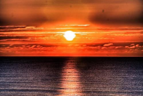 morning red sky orange photoshop sunrise warning awesome take hdr lightroom photomatix sailers