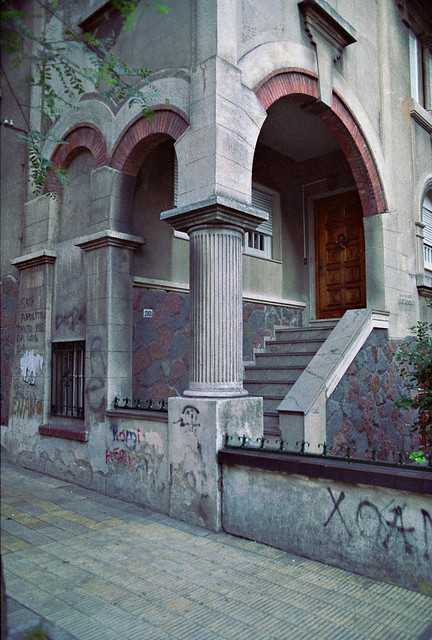 corner pillar