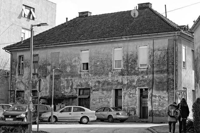 House in Vrbovec