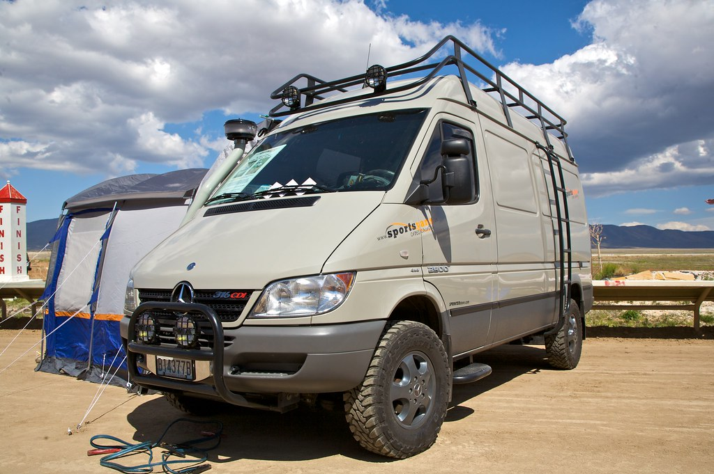 4x4 Camper Van Top 7 Four Wheel Drive Automobiles