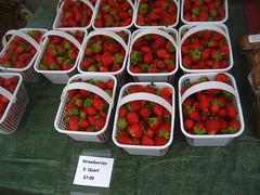 Sprandlin Farms Chandler Strawberries | by bhamsandwich