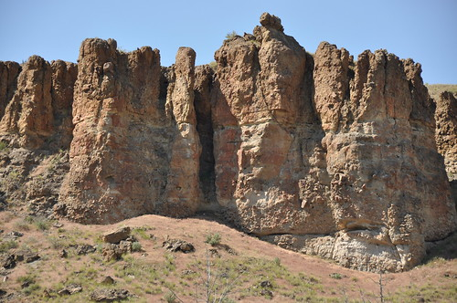 John Day National Monument: Clarno unit | by LaughingStarfish/dstroy