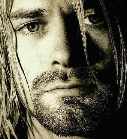 Poet Kurt Cobain
