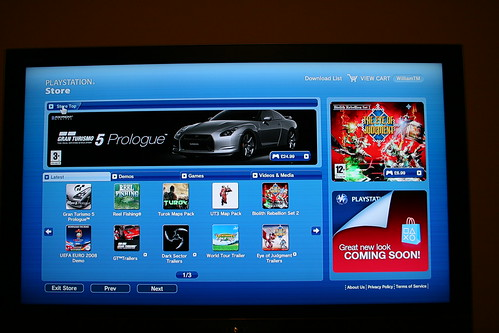 PlayStation Store Revamp? | by William Hook