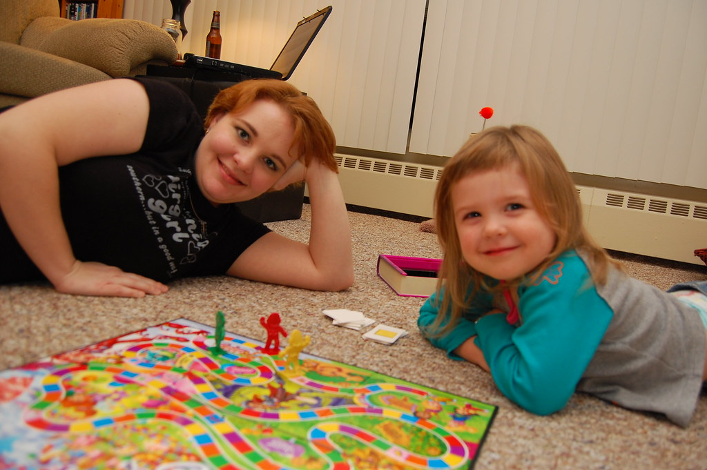 Image result for playing candyland images