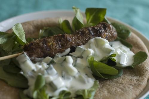 kofta kebab | by AmyRothPhoto
