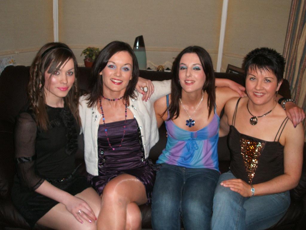 The Nolan Sisters | Edel,Emily,Irene and Rachel          Emi