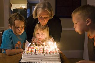 Mom Birthday Cake   by Matthew Juzenas