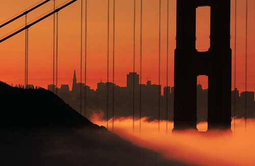 sf sanfrancisco california ca city morning bridge usa fog america sunrise goldengatebridge goldengate soe ggb supershot flickrsbest mywinners anawesomeshot aplusphoto favemegroup3