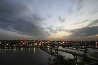 Swollen Arkansas River | by eschipul