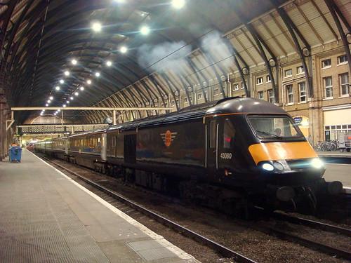 Grand Central HST London Kings Cross | by kpmarek