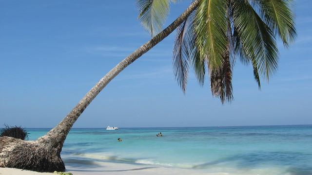 Playa Blanca , Cartagena de Indias , Colombia