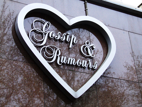 Rotterdam - gossip and rumours   by R/DV/RS