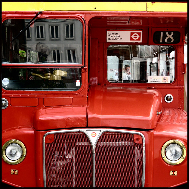 London Red Routemaster