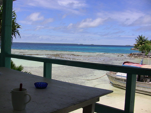 coffee hotel pacific lanai atoll tokelau nukunonu