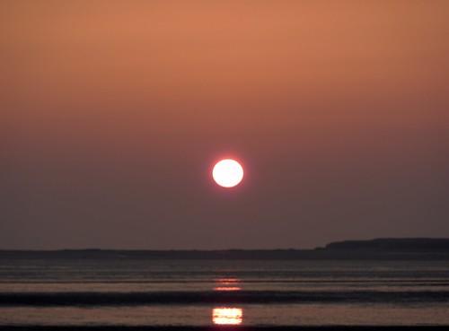 Hilbre Sunset 2 (17/04/2010)