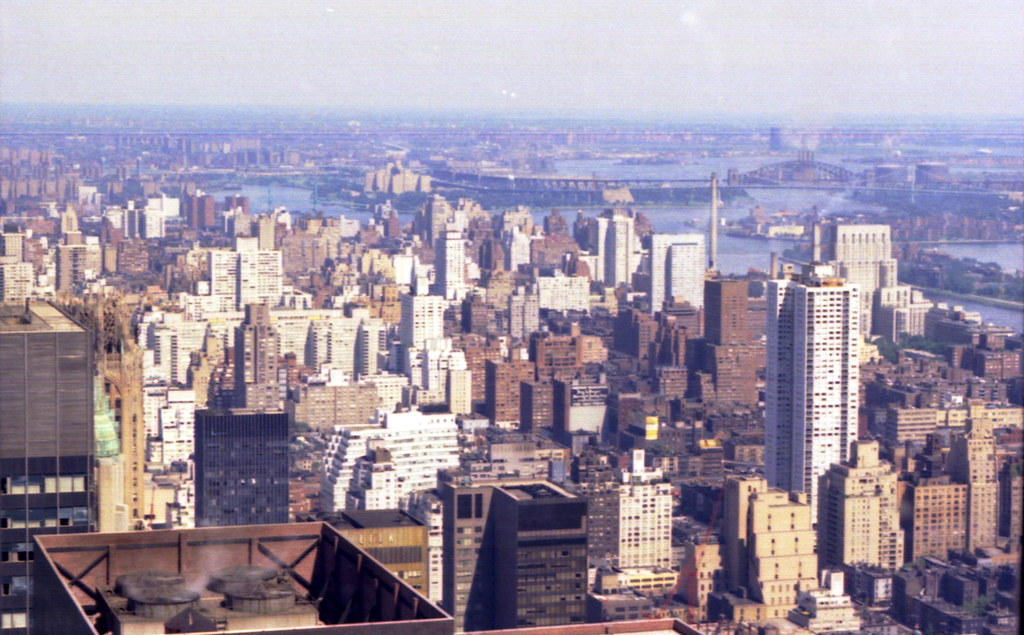 New York City, 1967   by gbaku