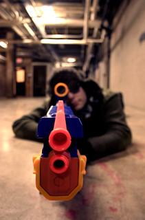 sniper | by threephin