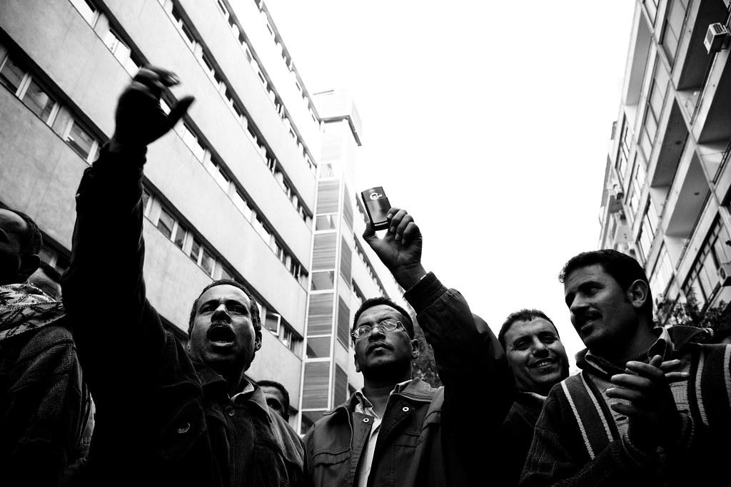 Real Estate Tax Collectors' Strike إضراب موظفي الضرائب العقارية