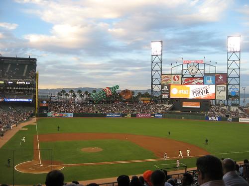 Giants vs. Diamondbacks | by mariko