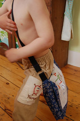 Ezra's Adventure Bag | by SouleMama