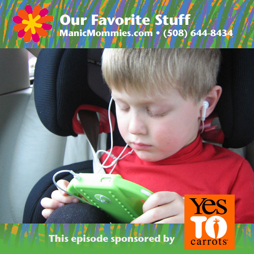 MM 59: Stuff We Love | by Manic Mommies®
