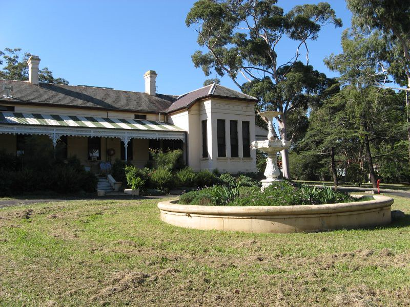 Linnwood House, Guildford NSW