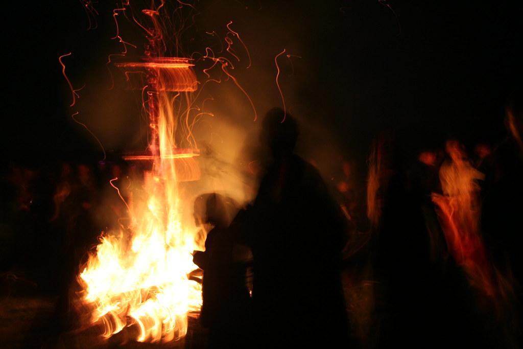 spirit of rebirth, beltane festival, purbeck 07