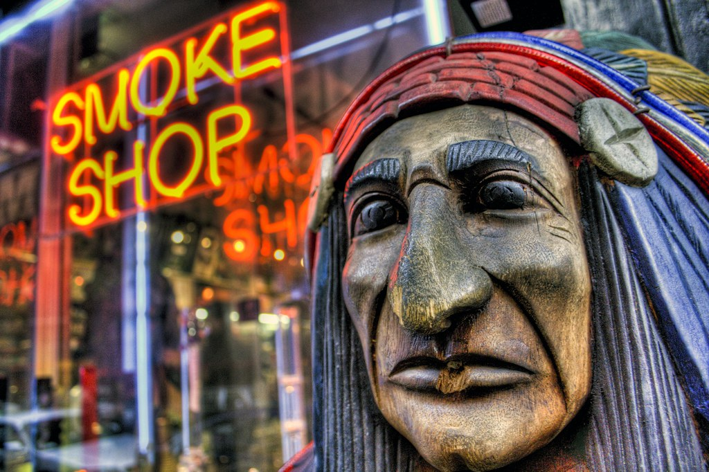 Indian Smoke Shop >> Smoke Shop Indian Andrew Lachance Flickr