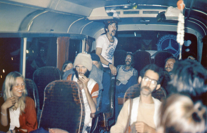 All Aboard for India 1975