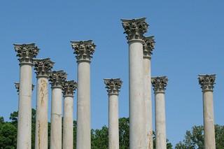 Capitol Columns at National Arboretum Closeup | by Mr.TinDC
